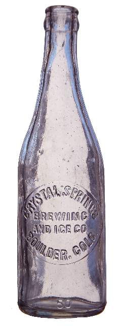 Crystal Springs Bottle*