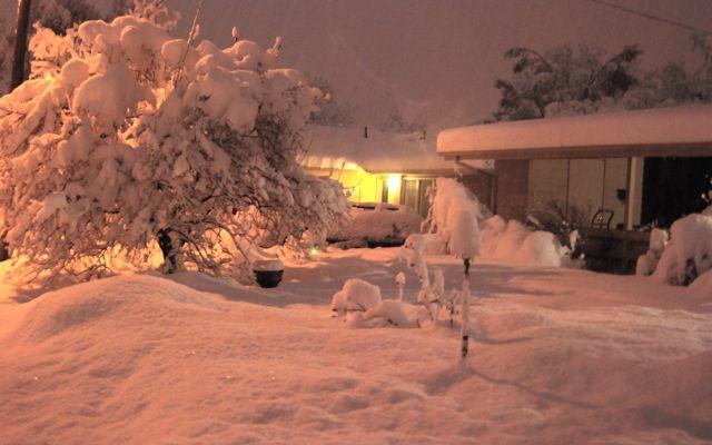 SnowFrontyard