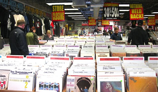 Boulder losing Bart's -- a great place to shop for vinyl