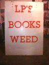 SignBooksWeed
